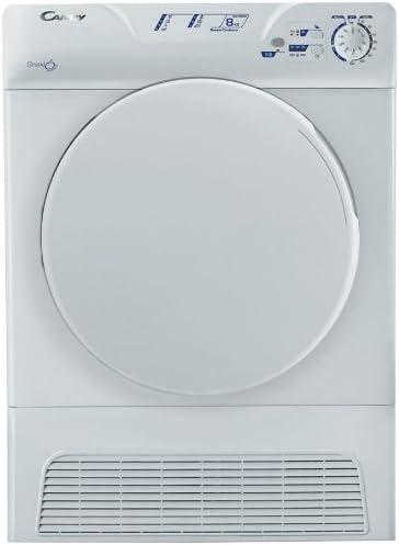 Candy Secadora de Condensación de 8 Kg - Clase BC - Color Blanco ...