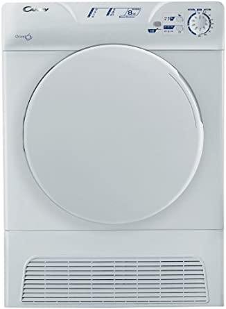 Candy Secadora de Condensación de 8 Kg - Clase BC - Color Blanco