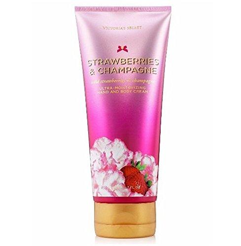 Victoria's Secret Strawberries & Champagne Refreshing han...