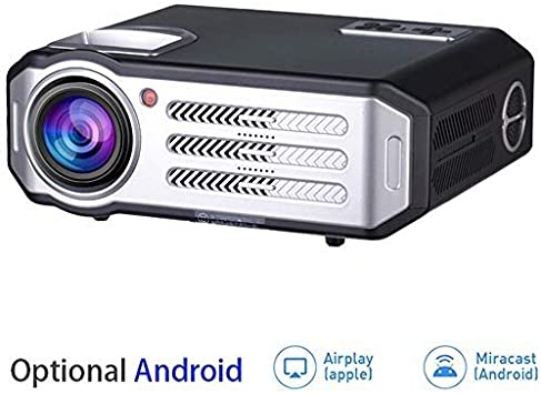 Amazon.com: PNPSBT3 Projector Bluetooth WiFi Projector ...
