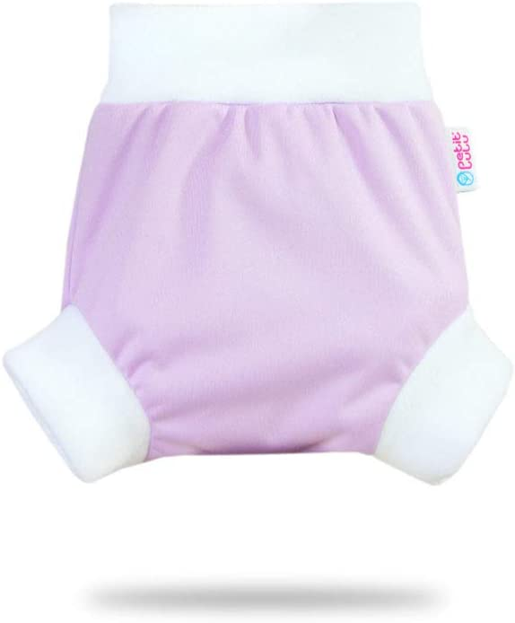Pink Fabriqu/é en Europe /Étanche Taille S Shorty en PUL Petit Lulu Culotte de Protection R/éutilisable /& Lavable Couches Lavables Pull Up Couche