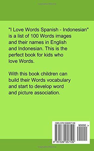 amazon i love words spanish indonesian gilad soffer instruction