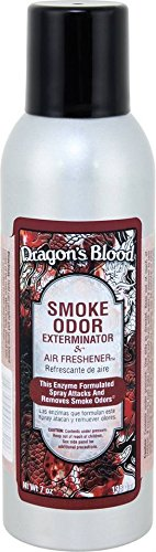 Smoke Odor Exterminator 7oz Large Spray, Dragon's Blood