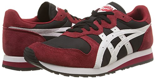 white 9099 Tigeroc Adultos black Negro Zapatillas Unisex Onitsuka Runner Black C8n4Pzax