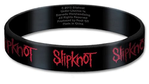 Pyramid Wristband (Slipknot Official Rubber Wristband)