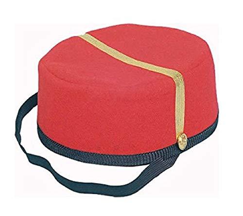 Rubie's Unisex-Adult's Standard Bell Boy Cap, Multicolor, One -