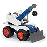 Little Tikes Dirt Digger Plow and Wrecking Ball Construction & Farm Vehicles (642180)