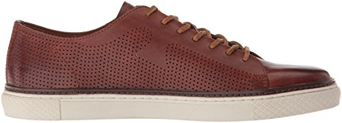 Frye Men's Gates Perf Logo Low Sneaker Brown factory outlet sale online pay with paypal cheap online collections hkM0B7ZWF7