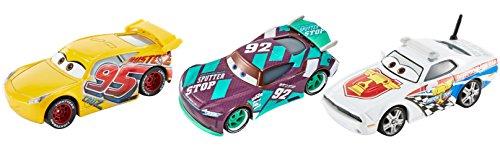 Disney/Pixar Cars Die-Cast Florida 500 Vehicles, 3 Pack