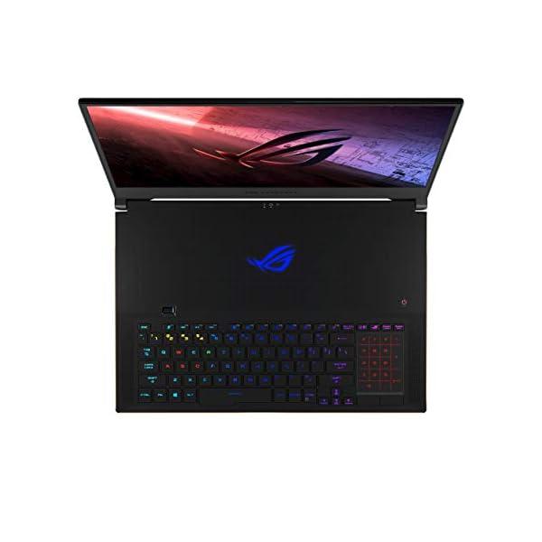"ASUS ROG Zephyrus S17 (2020), 17.3"" FHD 144Hz/3ms, G-Sync, Intel Core i7-10750H 10th Gen, RTX2060 GDDR6 6GB Graphics, Gaming Laptop (16GB RAM/1TB NVMe SSD/Windows 10/Black/2.6 Kg), GX701LV-EV039T -  - Laptops4Review"