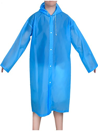 Mudder Portable Drawstring Raincoat Sleeves