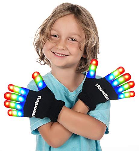 The Noodley LED Gloves