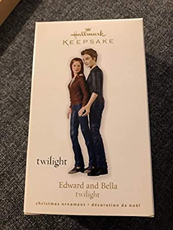 Image Unavailable - Amazon.com: Hallmark Keepsake Twilight Edward Cullen With Bella Swan