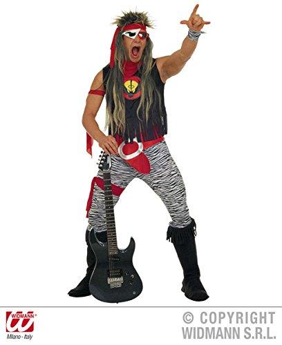 Men's 80s Rock Star Costume
