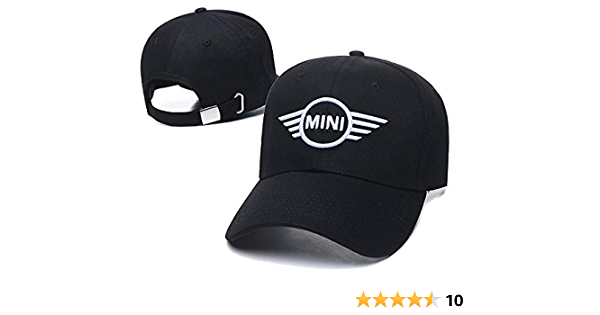 Yoursport Baseball Cap,Unisex Adjustable Hat Travel Cap for Man,Women Fit Mini Accessories Black