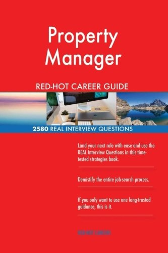 Property Manager RED-HOT Career Guide