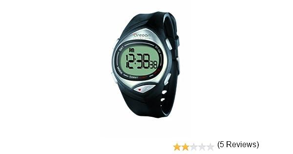 Oregon Scientific Reloj Pulsómetro básico con índice de consumo de calorías