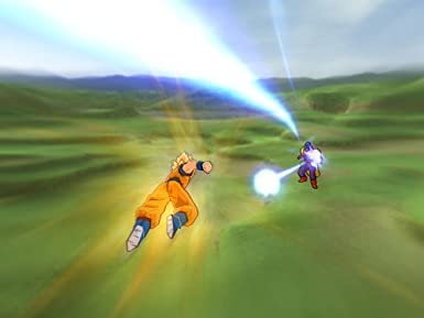 Dragonball Z Budokai Tenkaichi 2 Nintendo Wii Amazon De Games