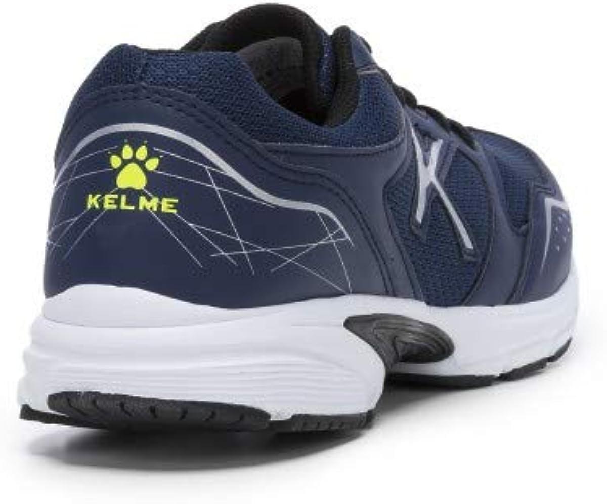Kelme K-20, Zapatillas de Running Unisex Adulto, Azul (Indigo 66), 45 EU: Amazon.es: Zapatos y complementos