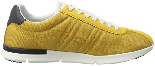 Tommy Hilfiger T2285OBIAS 9C, Zapatillas para Hombre Amarillo (Honey Gold 800)