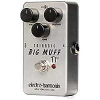 Electro-Harmonix Triangle Big Muff Reissued Fuzz Pedal
