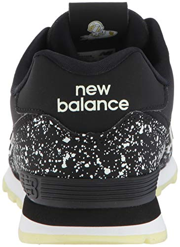 Noir New glo 574v2 Balance black Mixte Kb Baskets Enfant r5r0nXqw