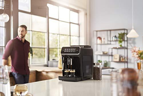 Philips Serie 2200 EP2220/10 Macchina da Caffè Automatica, 2 Bevande, con Macine in Ceramica, Filtro AquaClean… 3