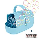Best Bubble Machine For Kids - Supkiir Automatic Bubble Machine, Bubble Blower for Kids Review