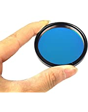 """2"""" 18nm O-III Filter for Telescope 2-inch Eyepiece Cuts Light for Astronomy Telescope"""