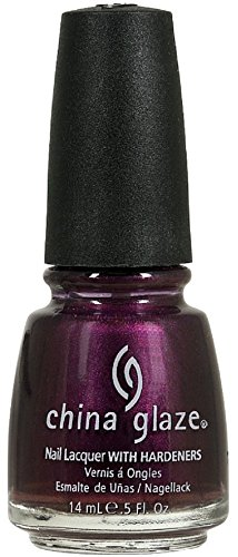 China Glaze Nail Polish, Let's Groove, 0.5 Fluid Ounce