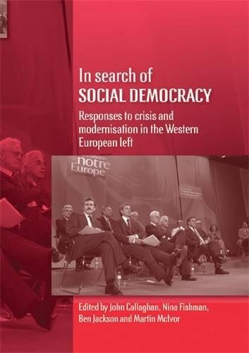 Download In search of social democracy: Responses to crisis and modernisation pdf