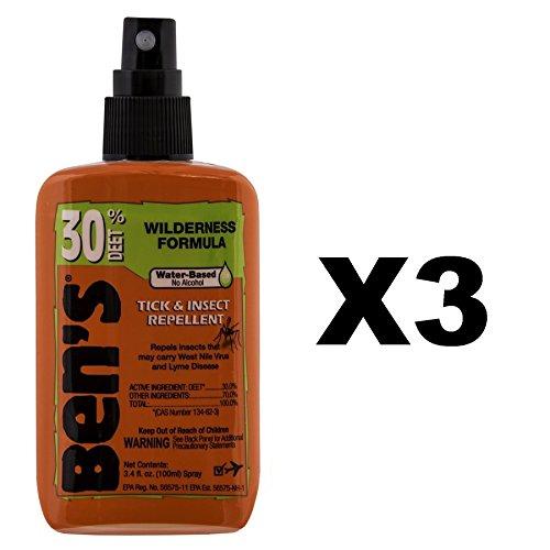 Bens Deet Insect Repellent Spray product image