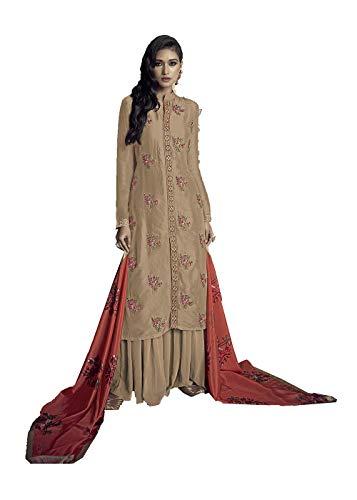 Kameez Partywear Chiku Women Salwar Ethnic Traditonal Designer Indian qg7wE1Y