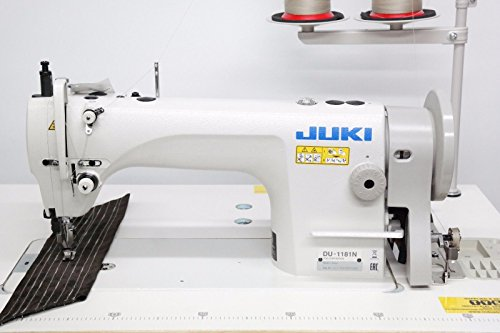 (Juki DU-1181N Top and Bottom Feed Walking Foot Sewing Machine DU-1181, Head only (No Motor, No Table))
