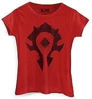 Camiseta World of Warcraft Horda