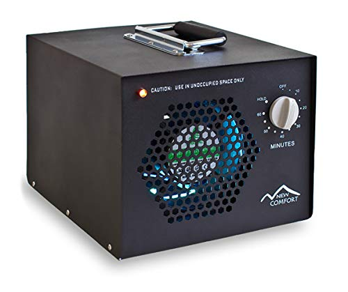 - New Comfort Commercial Air Purifier Cleaner Ozone Generator with UV Cleaning