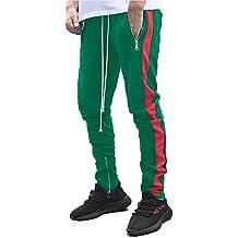 SUNSIOM Men's Casual Skinny Jogging Sweatpants Gyms Running Trousers Pants