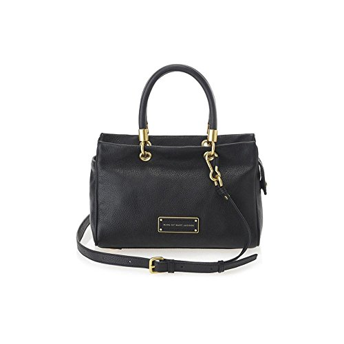 Marc by Marc Jacobs Too Hot To Handle Tote Shoulder Bag Black One Size