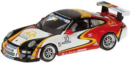 Minichamps DP 1/43 Porsche 911 GT3 (No.10 / Super Cup 2006) (japan import) 10 Porsche 911 Gt3 Cup