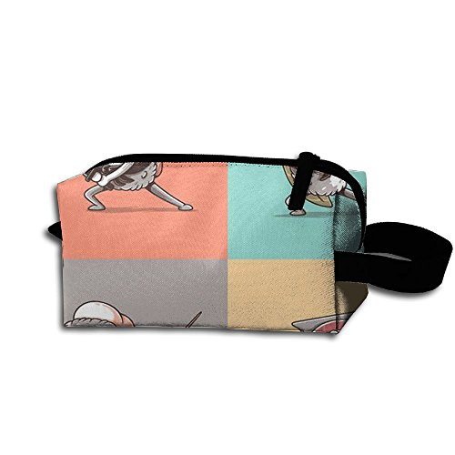 Set Of Japenese Samurai Sushi Storage Cosmetic Bag Portable Travel Makeup Bag Packing (Ninjago Foam Sword)