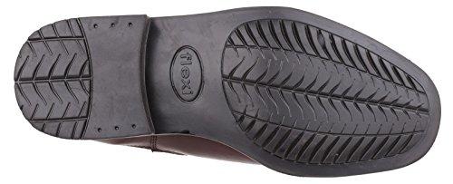 Cotswold Hombre Colesbourne Botas Botines del Tobillo De Cuero Sin Cordonera Marrón 46: Amazon.es: Zapatos y complementos