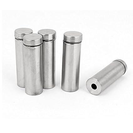 Amazon.com : 0, 6 pulgadas x 2 pulgadas 16x50mm de Acero ...
