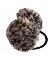 Cache-oreilles en fausse fourrure avec tour de cou, Bonnet de trappeur