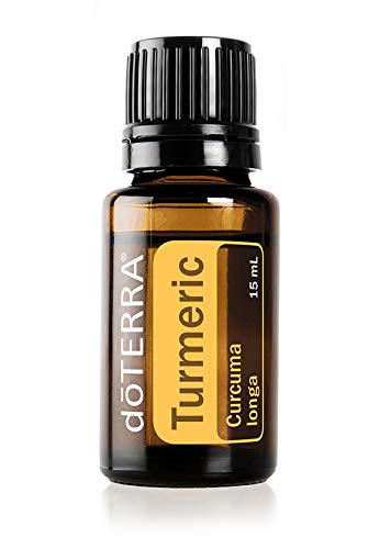 doTERRA – Turmeric Essential Oil – 15 mL