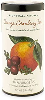 product image for Stonewall Kitchen Orange Cranberry Tea, 2.8 oz