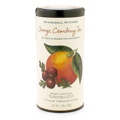 Stonewall Kitchen Orange Cranberry Tea, 2.8 oz (Drink Stonewall)
