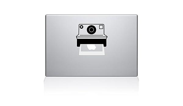 El gurú de Vinilo 2085-mac-12 m-na Polaroid cámara Adhesivo Vinilo Adhesivo, MacBook, de 12 Pulgadas: Amazon.es: Informática
