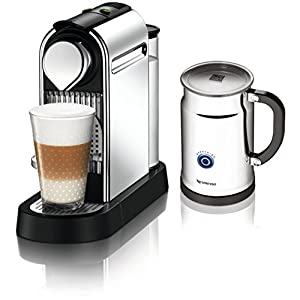 Nespresso Citiz C111 Espresso Maker : Best gift I ever bought myself.