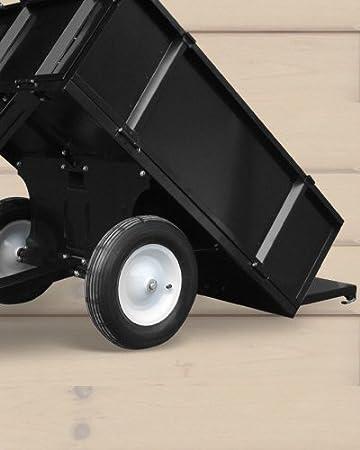 300 kg remolque tractor/ cortacésped /quad inclinada/ethanol24 ...