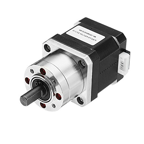 Hitommy 42BYGP40 Nema 17 Stepper Motor 42 Motor Extruder Gear Stepper Motor by Hitommy
